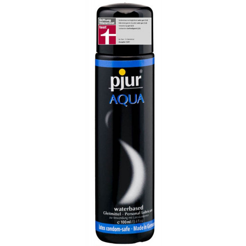Лубрикант на водна основа – Pjur® Aqua 100ml