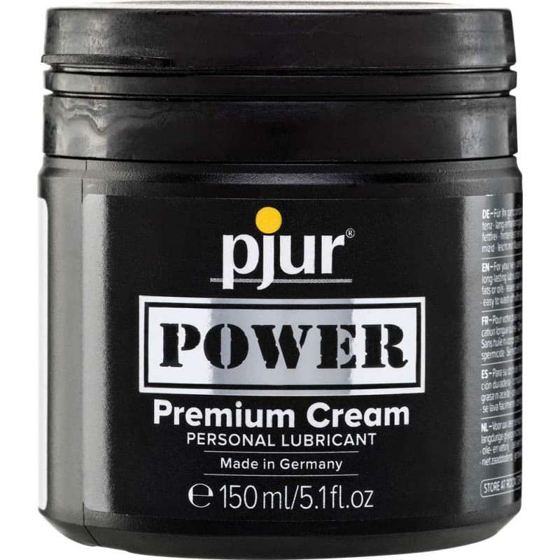 Хибриден крем за интензивен секс – pjur®Power 150ml