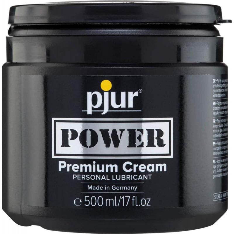 Хибриден крем за интензивен секс – pjur®Power 500ml