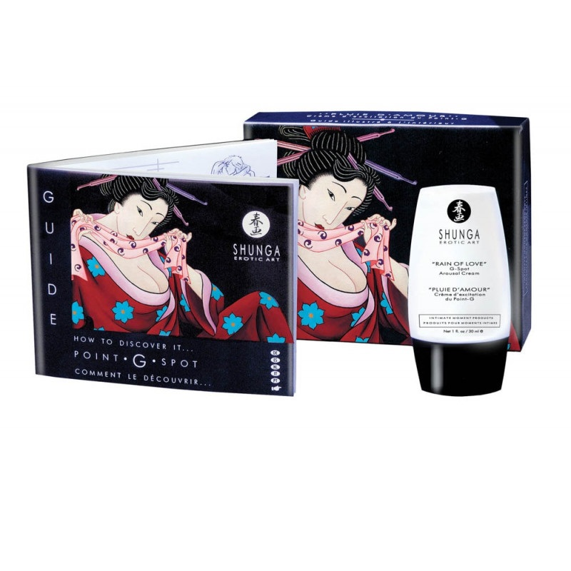 Крем стимулиращ G-точката, любовен дъжд – Rain of Love G-spot arousal cream 30ml