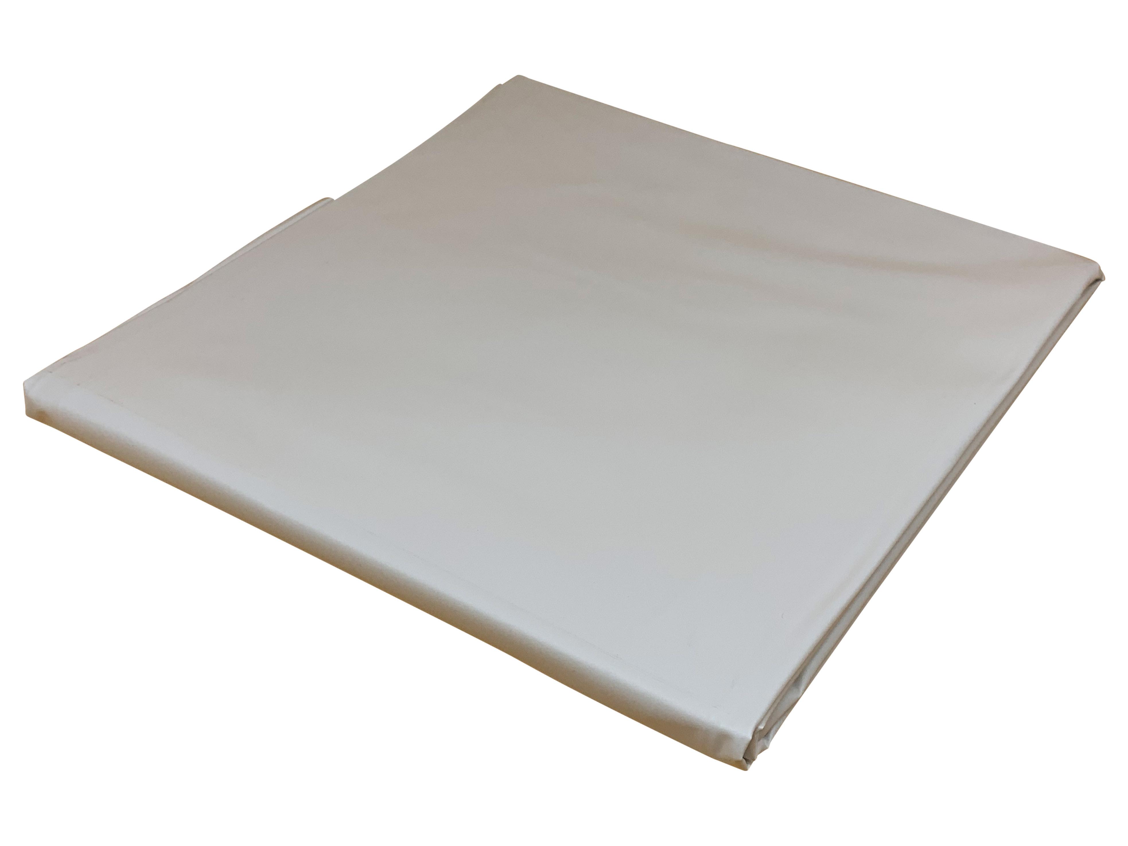 Винилов чаршаф за хлъзгави игри, бял 180 х 200см. – Sexmax WetGAMES