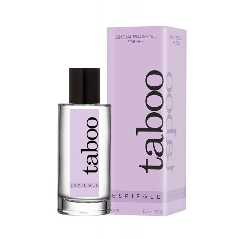 Тоалетна вода с феромони, чувствен аромат за нея – Taboo Espiegle 50ml