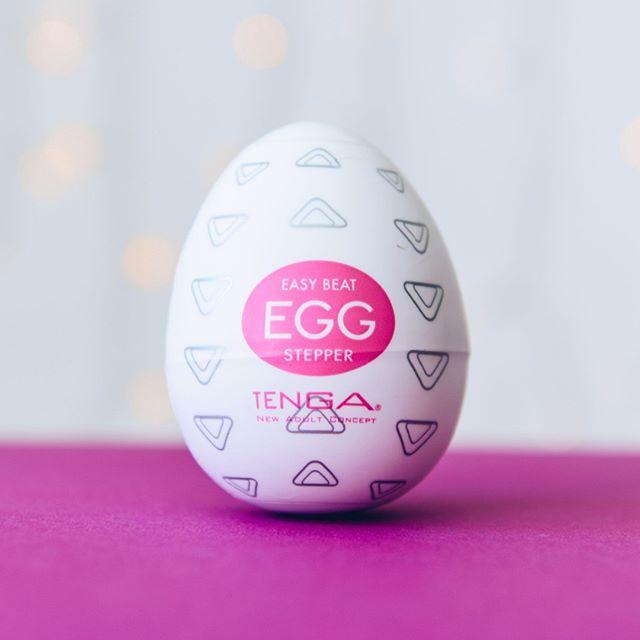 Мастурбатор яйце за постоянно усещане – Tenga Egg Stepper