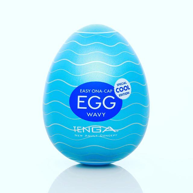 Мастурбатор яйце с охлаждащ ефект – Egg Cool