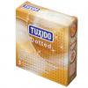 Презервативи с релефна повърхност 3 броя - Tuxido Dotted — 3