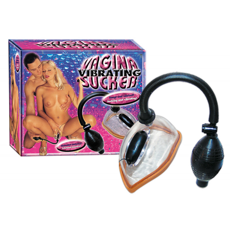 Вагинална помпа с вибрации – Vibrating Vagina Sucker