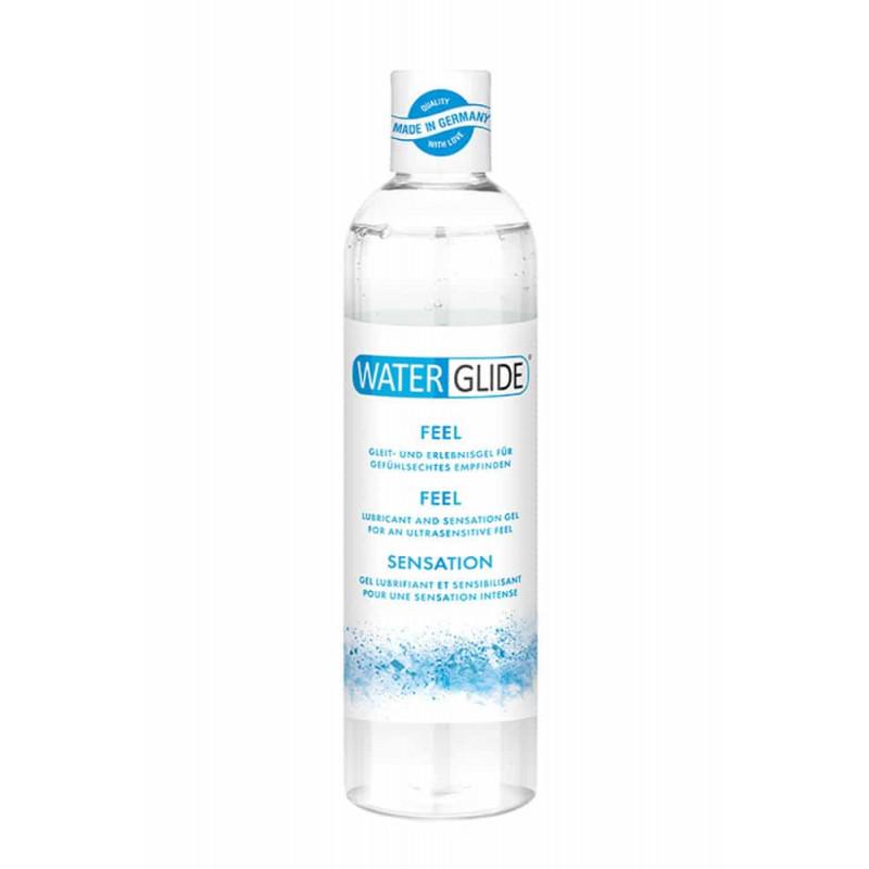 Лубрикант в голяма бутилка – Waterglide Feel 300ml.