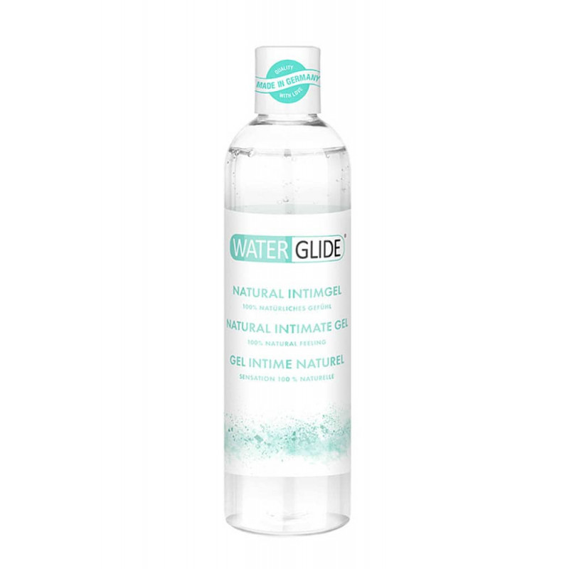 Лубрикант за чувствителна кожа – Waterglide Natural Intimate Gel 300ml