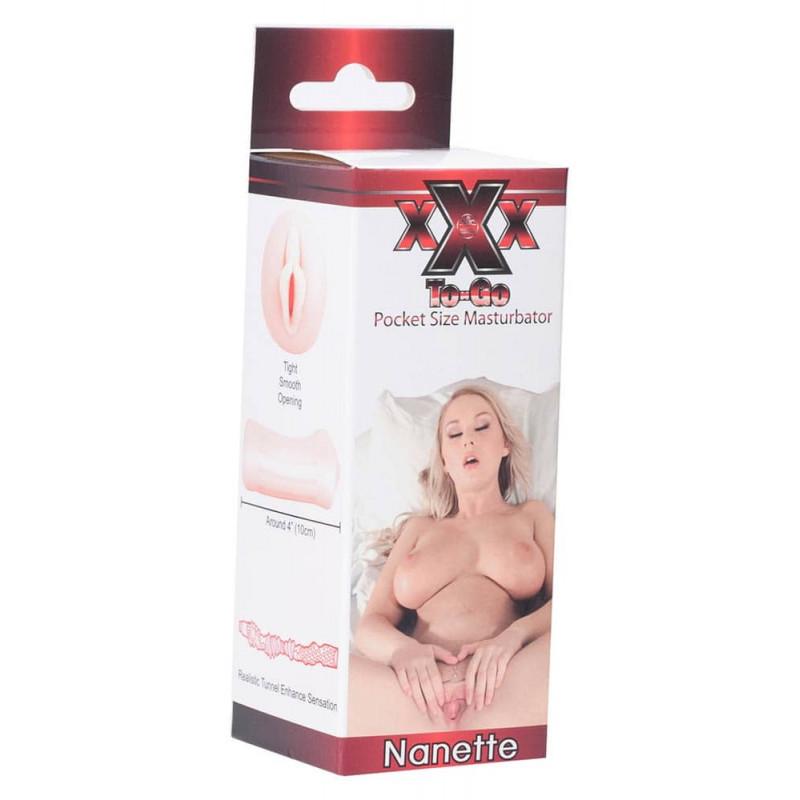 Мастурбатор вагина, джобен размер – XXX To-Go Pocket Size Masturbator