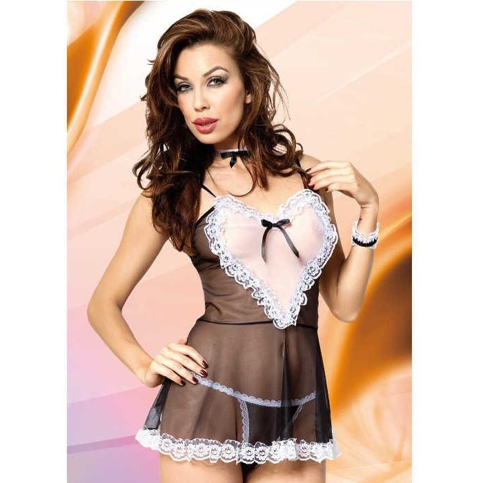 Секси костюм на прислужница – Lola M/L