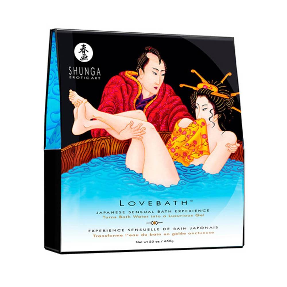 Усещане за японска баня, океанско изкушение – Love Bath Ocean Temptations 650gr