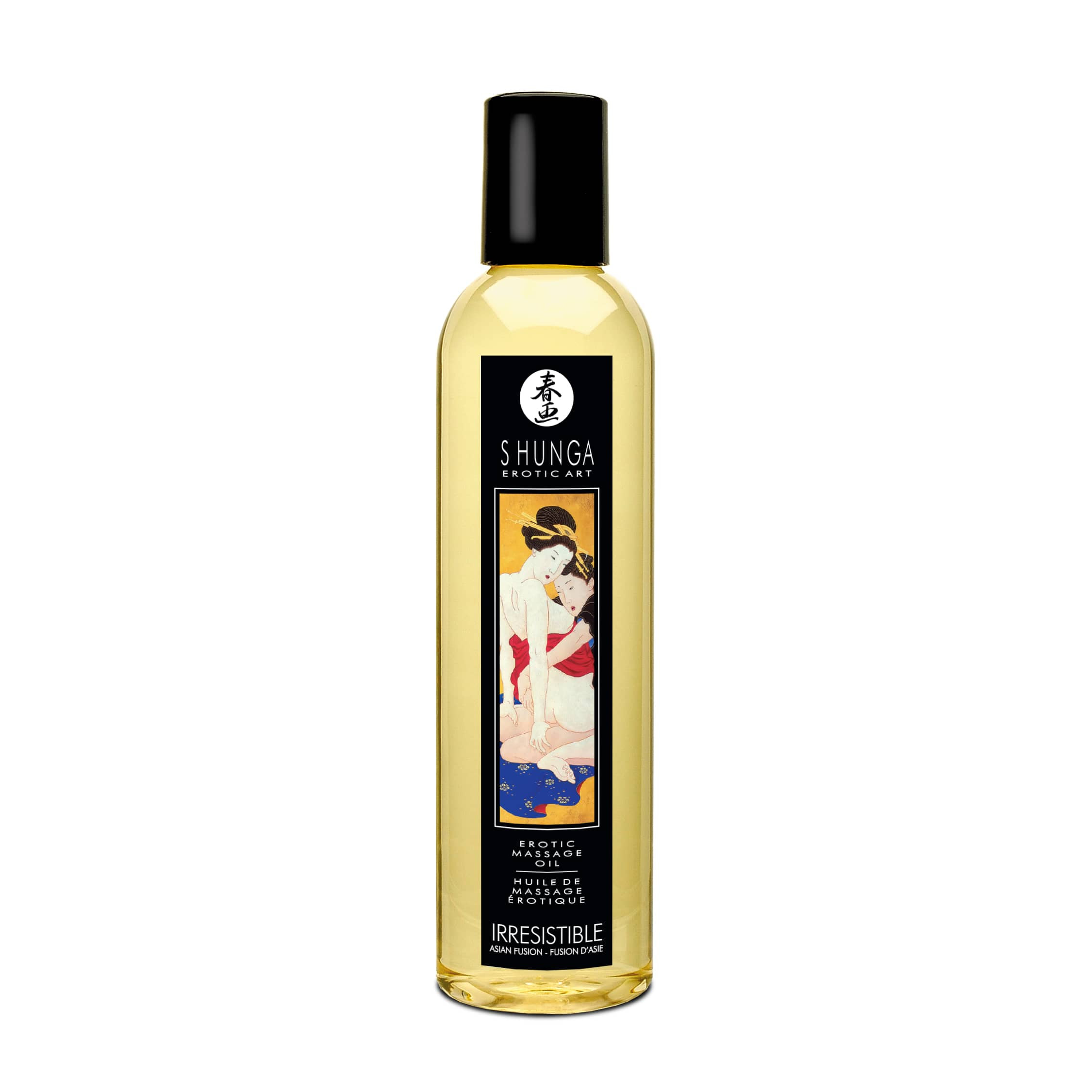Erotic Massage Oil Asian Fruits 250ml.