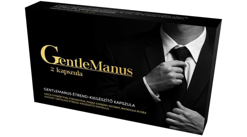 GentleManus - potency increaser 2pcs