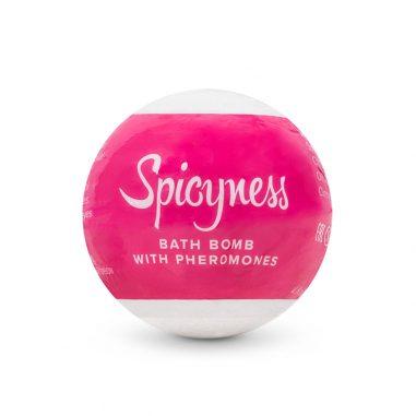 Бомба за вана с феромони, пикантна – Bath bomb with pheromones Spicy