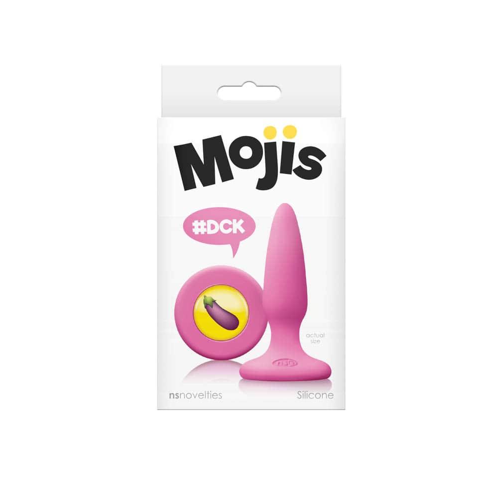 Moji's -  DCK - Pink