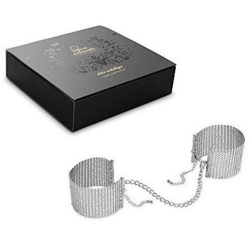Стилни метални белезници в сребърен цвят – Desir Metallique
