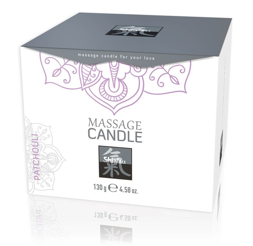 Масажна свещ с аромат на Пачули – Massage Candle Patchouli 130g