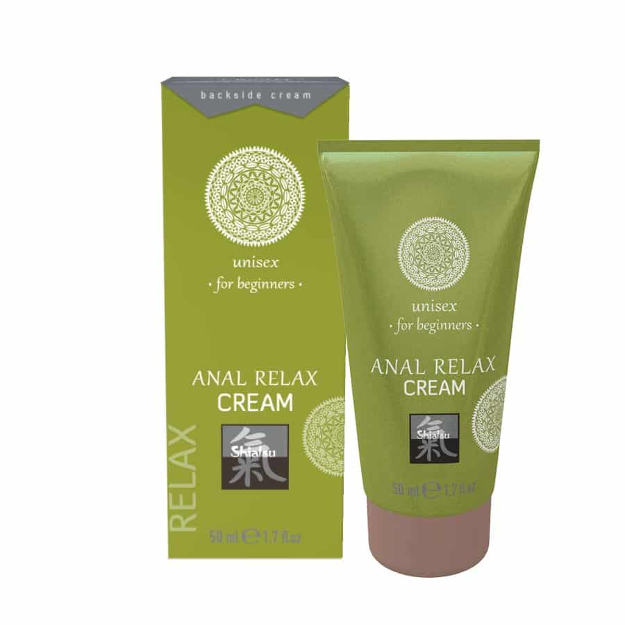 Крем за анален релакс, унисекс – Anal Relax Cream Beginners 50ml