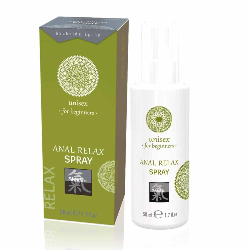 Спрей за анален релакс, унисекс – Anal Relax Spray Beginners 50ml