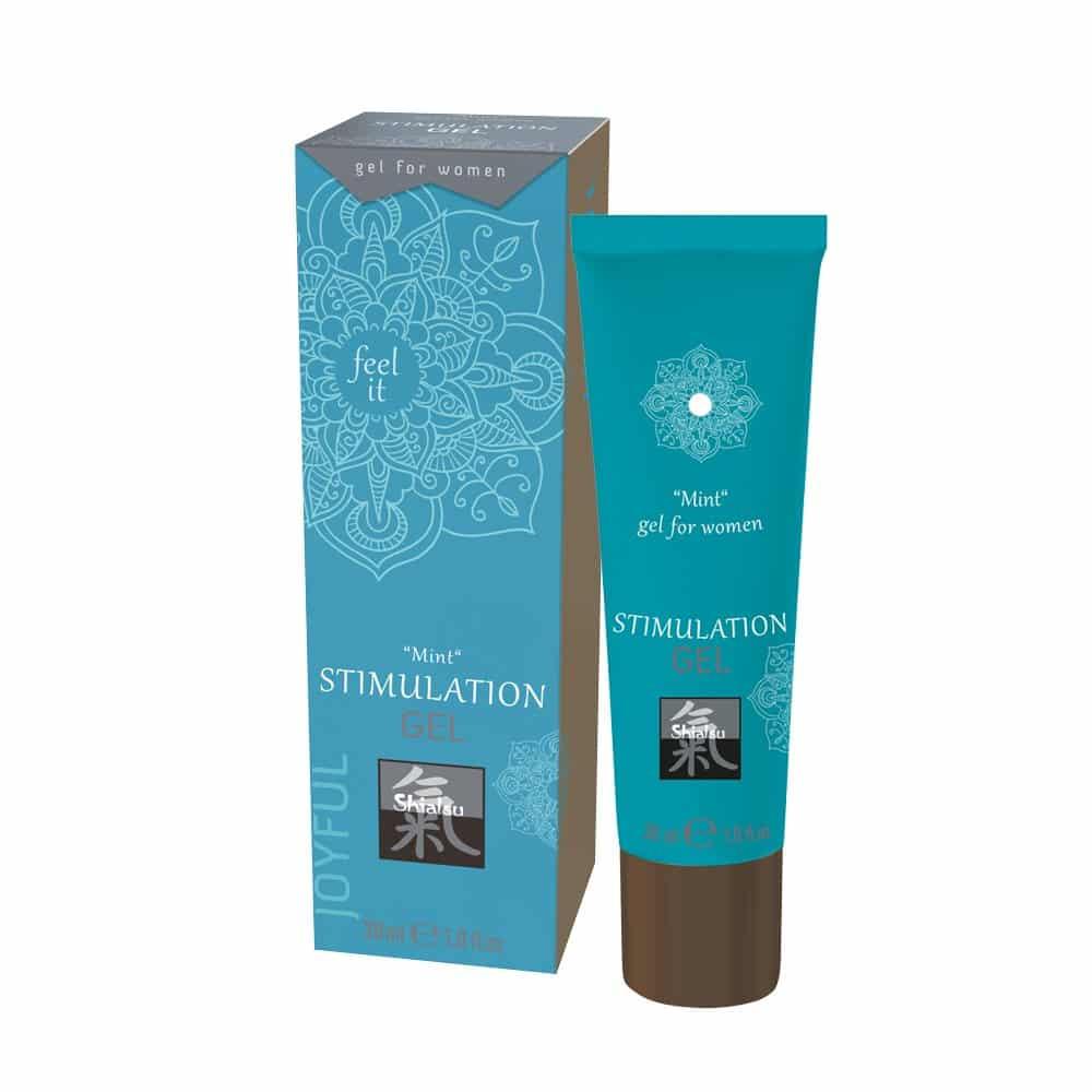 Стимулиращ гел за жени, Мента – Stimulation Gel Mint 30ml
