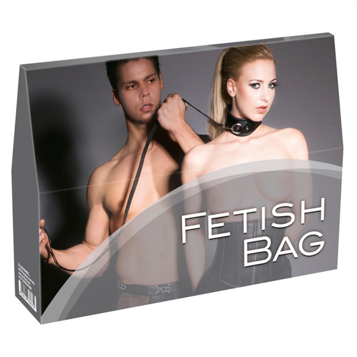 Изненадващ фетиш комплект за него и нея – Fetish Bag
