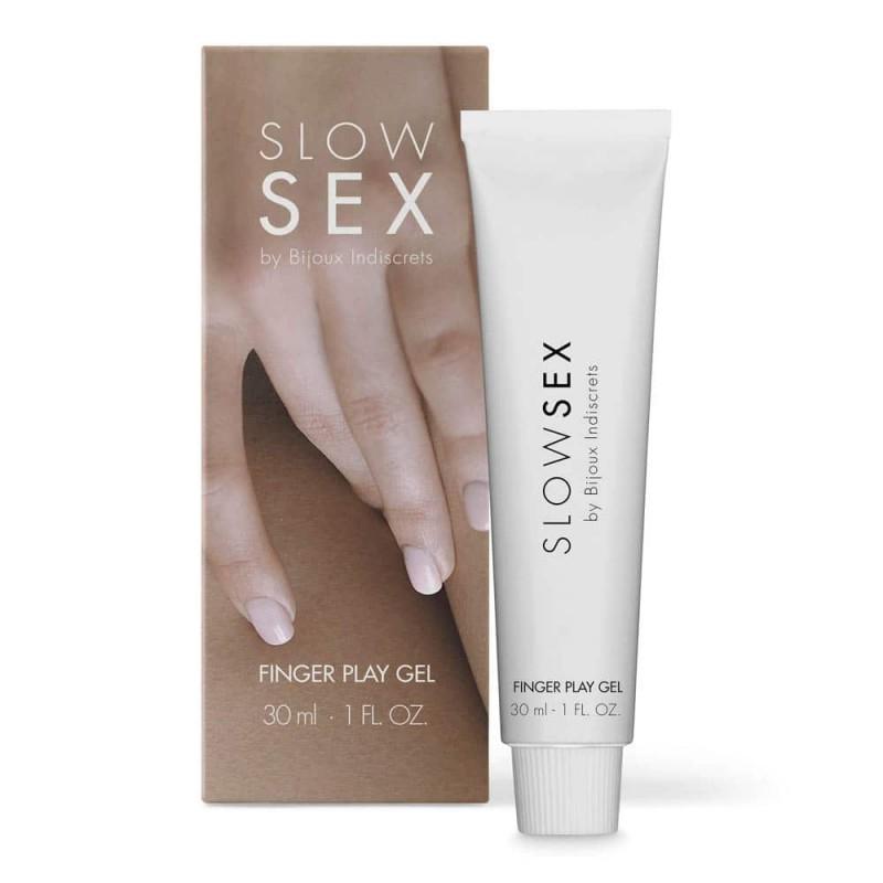 Гел за мастурбация, палавите пръсти – Finger Play Gel 30ml