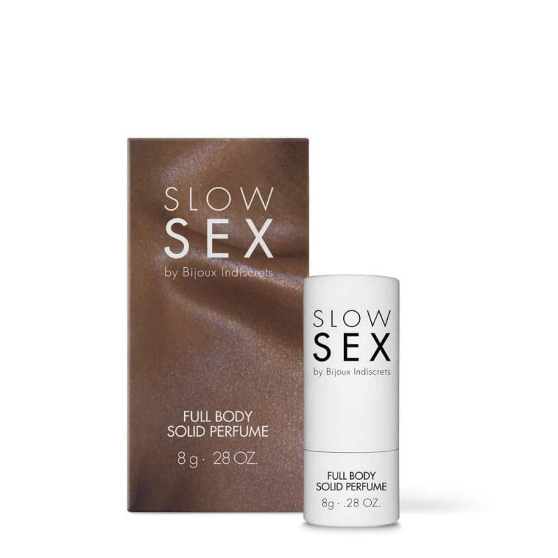 Парфюмен стик за интимните зони, кокос – Full Body Solid Perfume