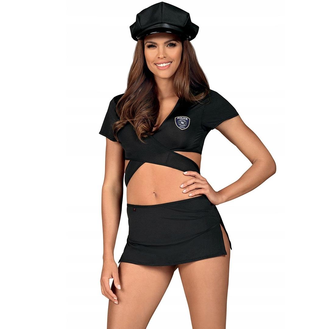 Еротичен костюм, секси полиция – Police Uniform S/M