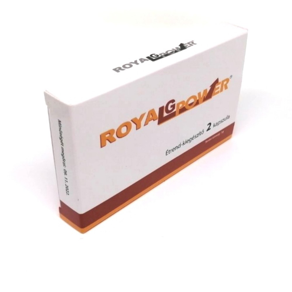 Royal G Power - 2 Pcs