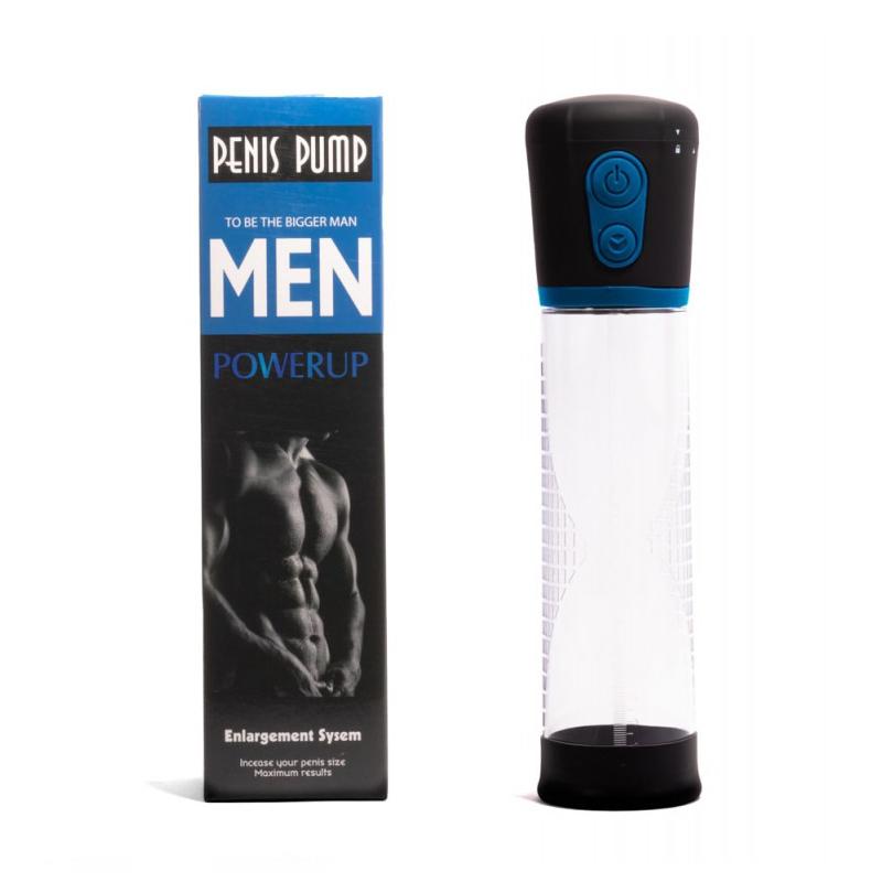 Автоматична пенис помпа – Automatic Penis Pump, Blue