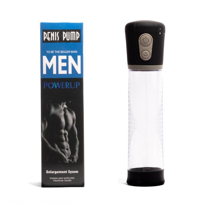Автоматична пенис помпа – Automatic Penis Pump, Grey