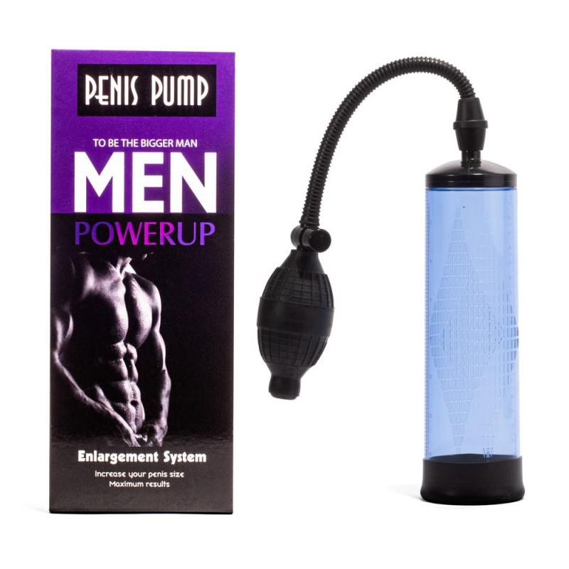 Вакуумна пенис помпа – Penis Pump, Blue #2