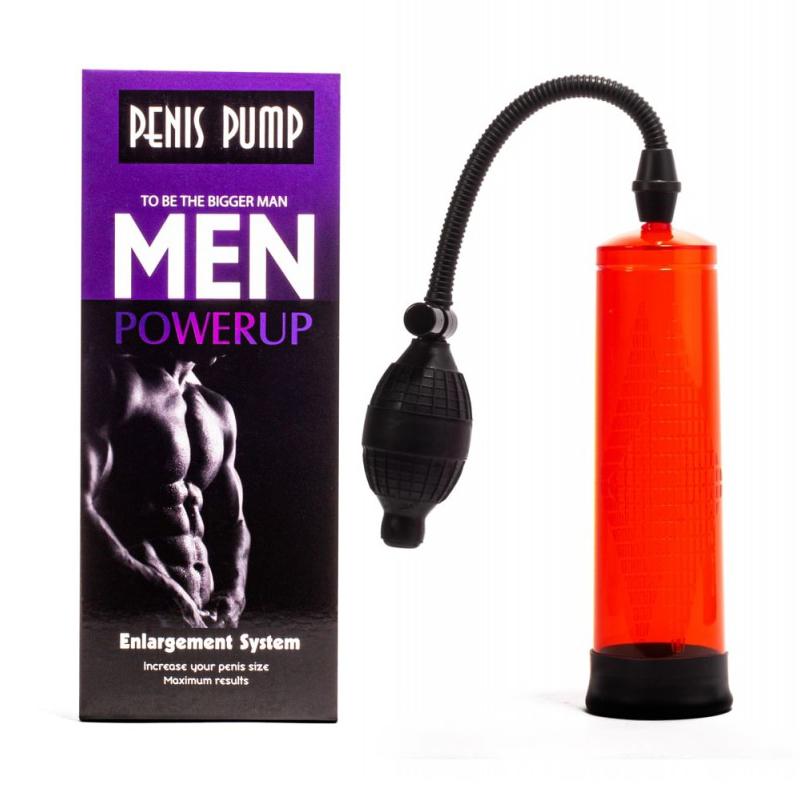 Вакуумна пенис помпа – Penis Pump, Red #1