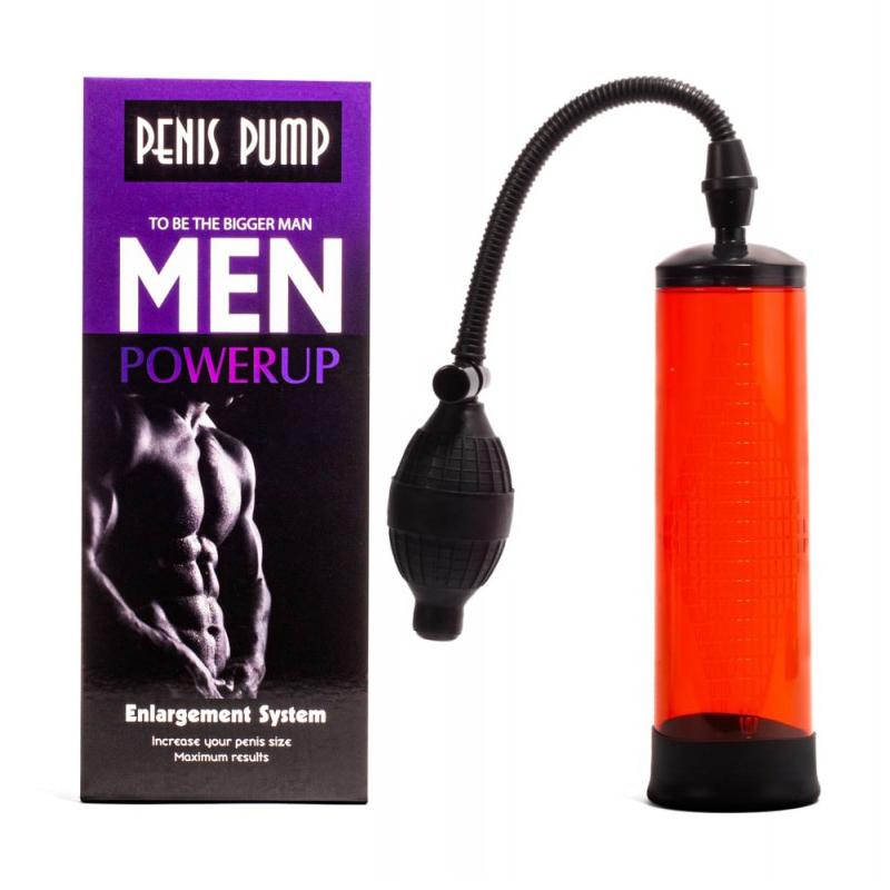 Вакуумна пенис помпа – Penis Pump, Red #2