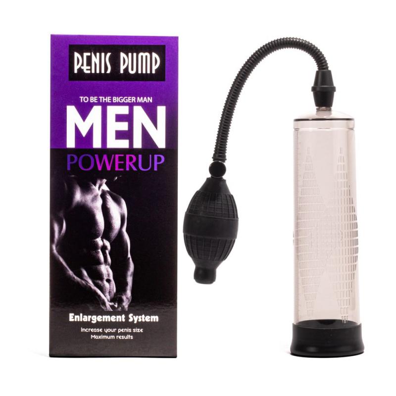 Вакуумна пенис помпа – Penis Pump, Smoke #1