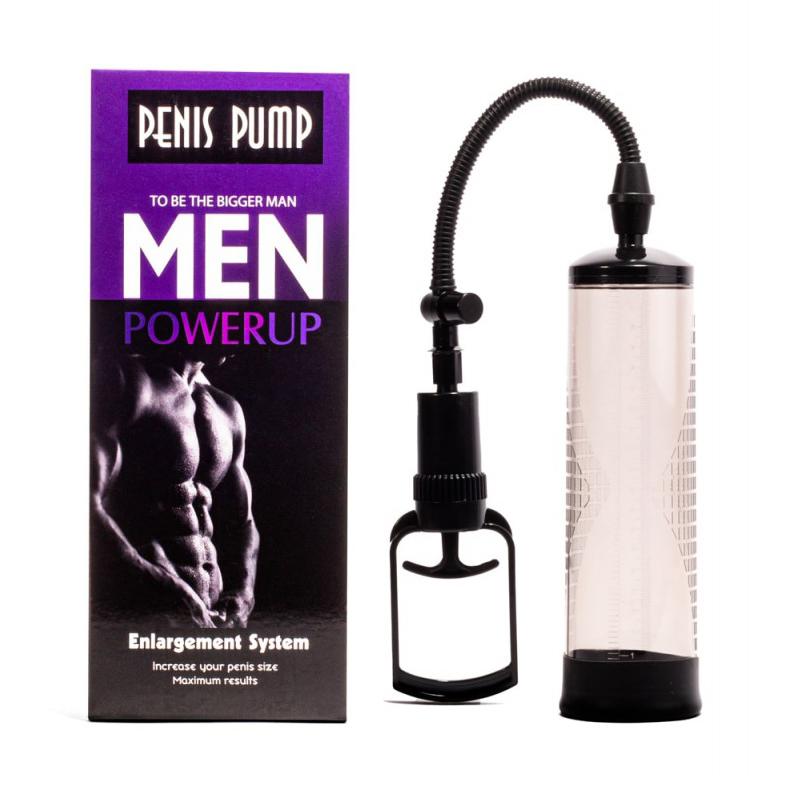 Пенис помпа за мъжка мощ – Penis Pump, Smoke