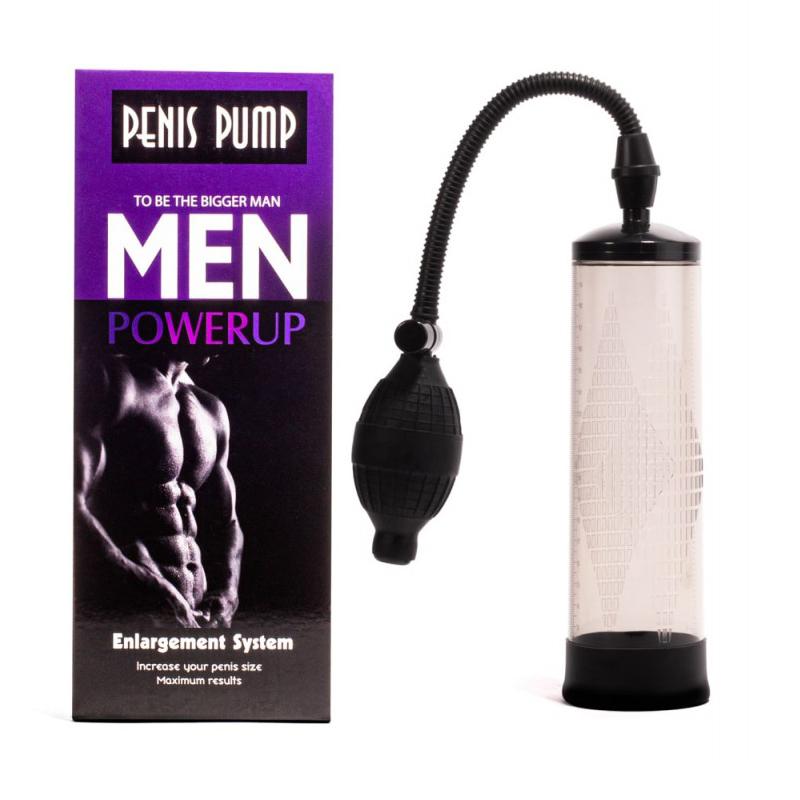 Вакуумна пенис помпа – Penis Pump, Smoke #2
