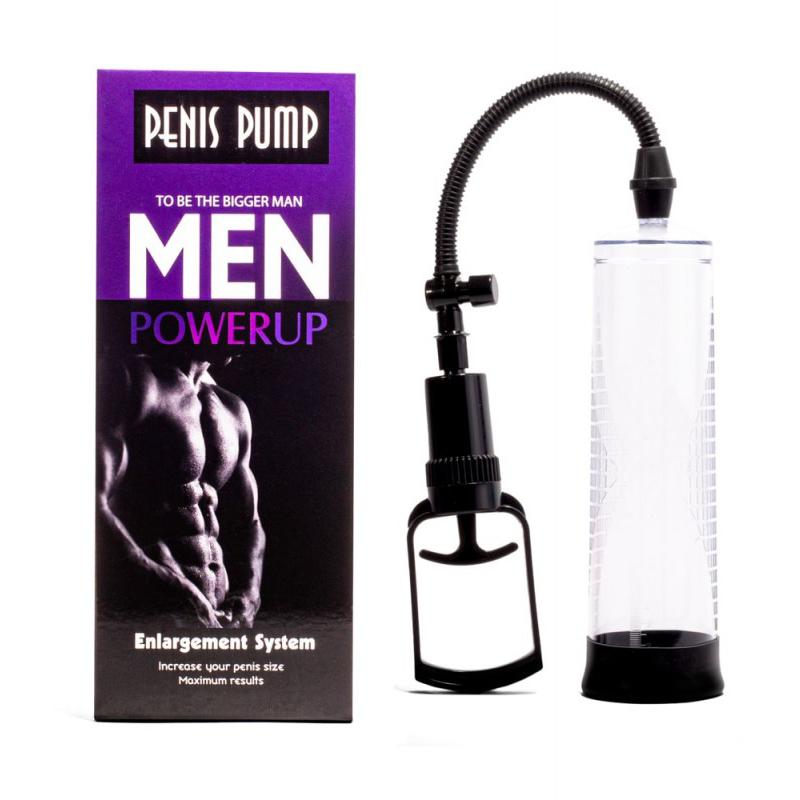 Пенис помпа за мъжка мощ – Penis Pump, Transparent