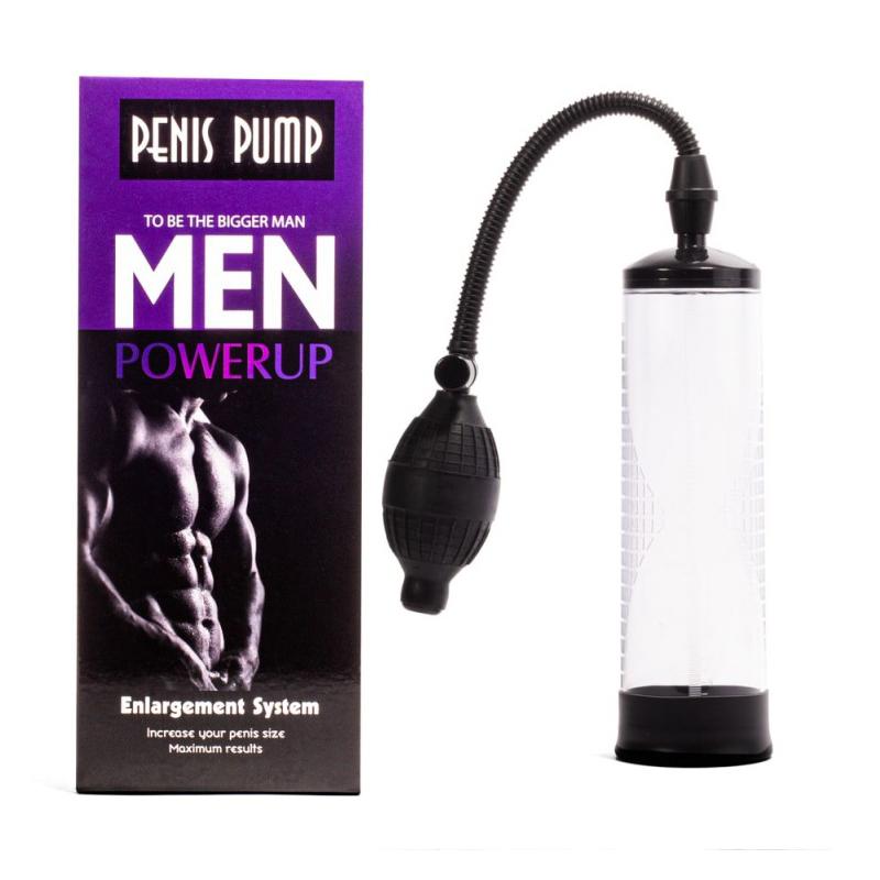 Вакуумна пенис помпа – Penis Pump, Transparent #2