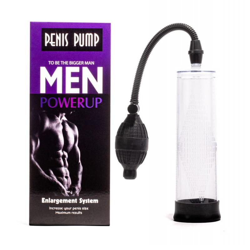 Вакуумна пенис помпа – Penis Pump, Transparent #1