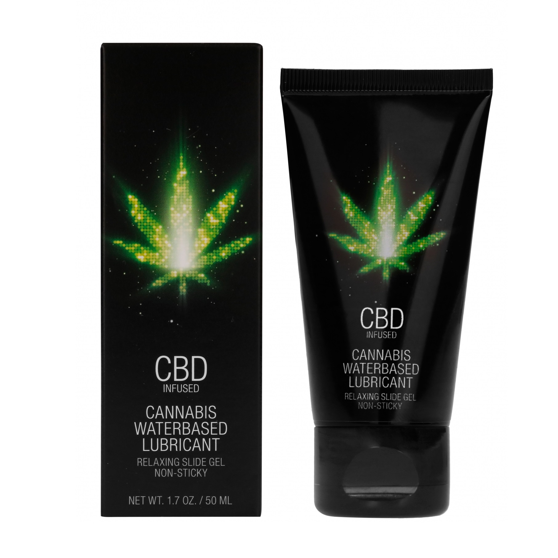 Лубрикант с екстракт от канабидол – CBD Cannabis 50ml.