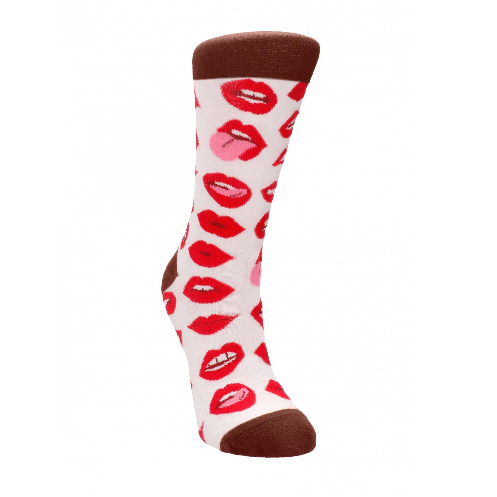 Секси чорапи, любовни устни – Lip Love 42-46