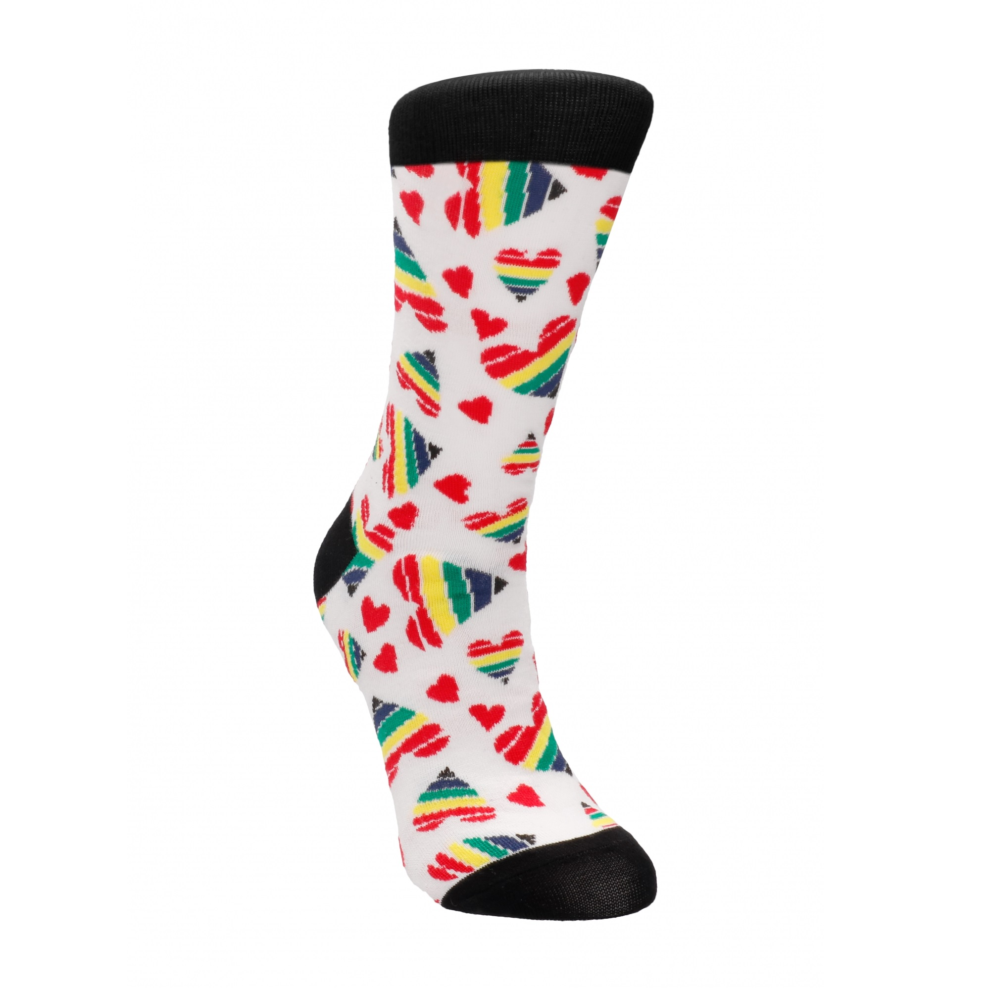 Секси чорапи, щастливи сърца – Happy Hearts 42-46