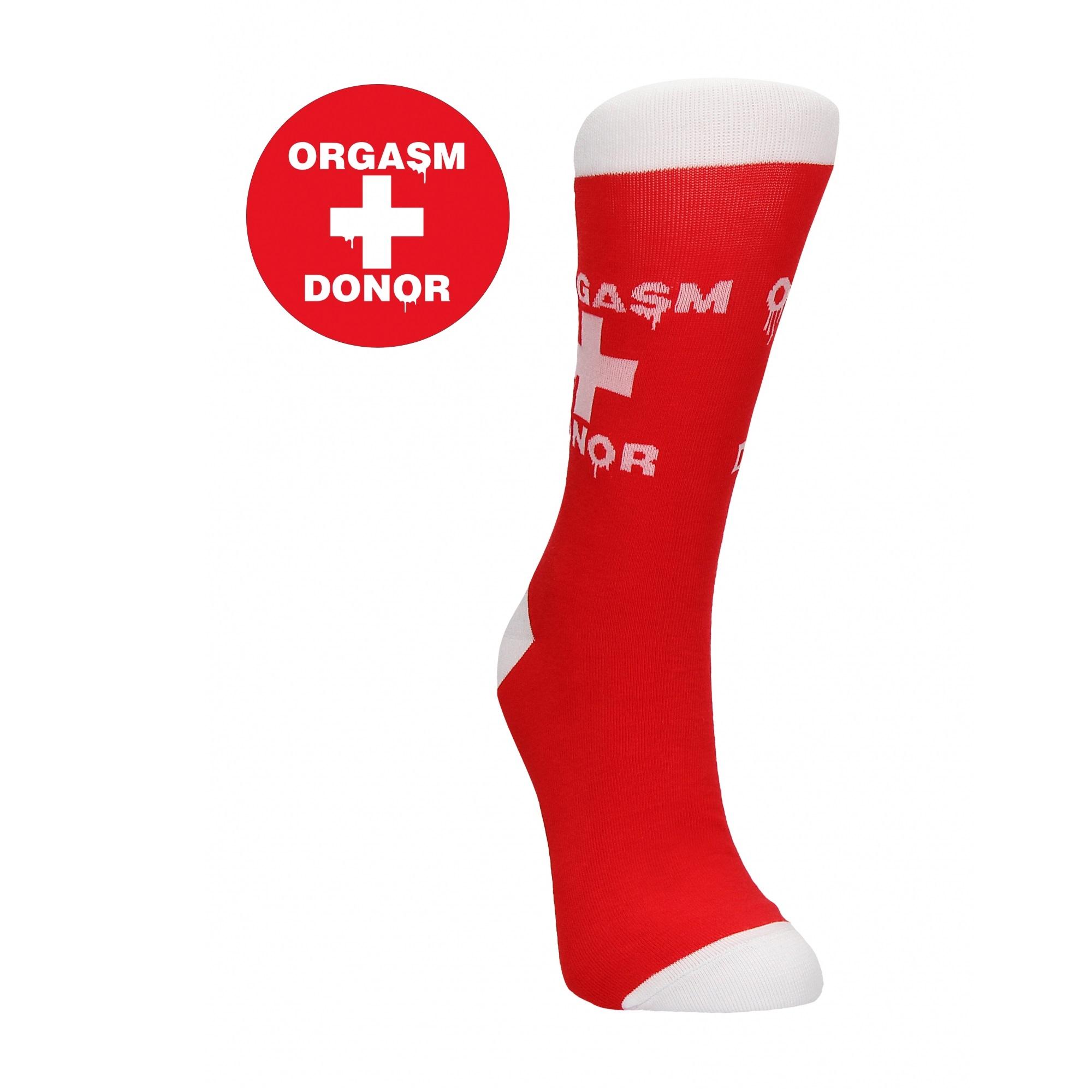 Секси чорапи, оргазъм донор – Orgasm Donor 42-46