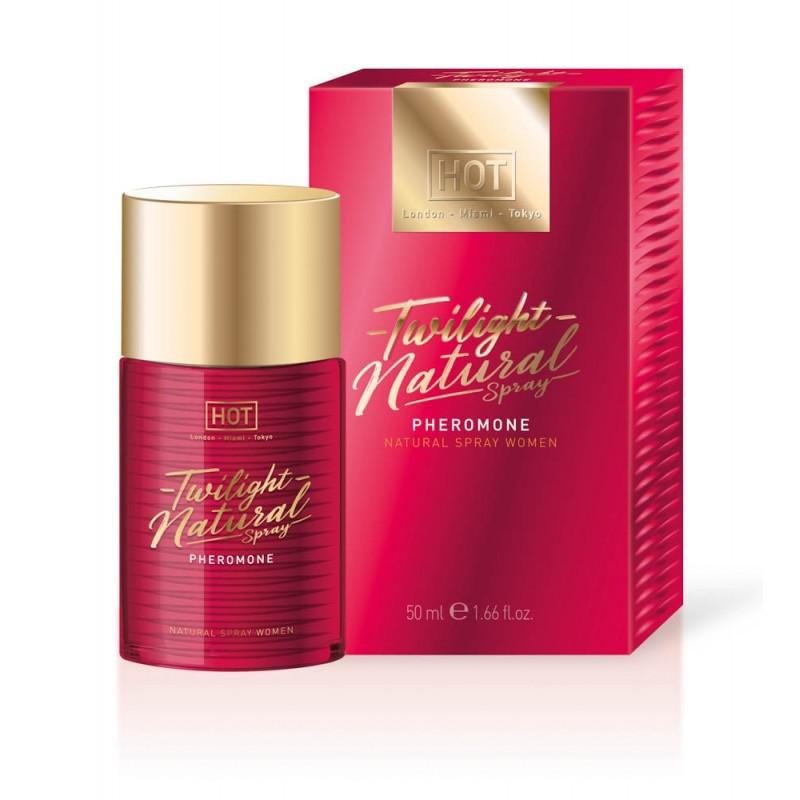 Спрей с феромони за жени, натурален – HOT Twilight Pheromone 50ml
