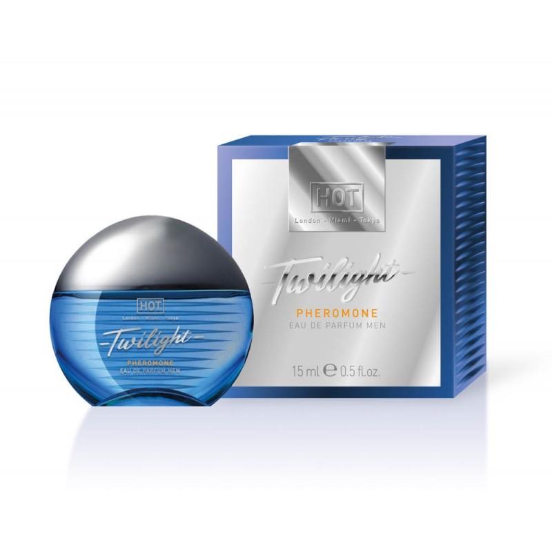 Парфюм с феромони за мъже, натурален – HOT Twilight Pheromone 15ml