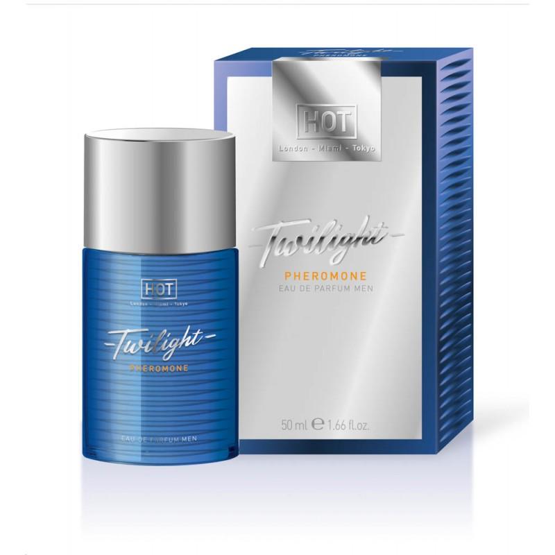 Парфюм с феромони за мъже, натурален – HOT Twilight Pheromone 50ml