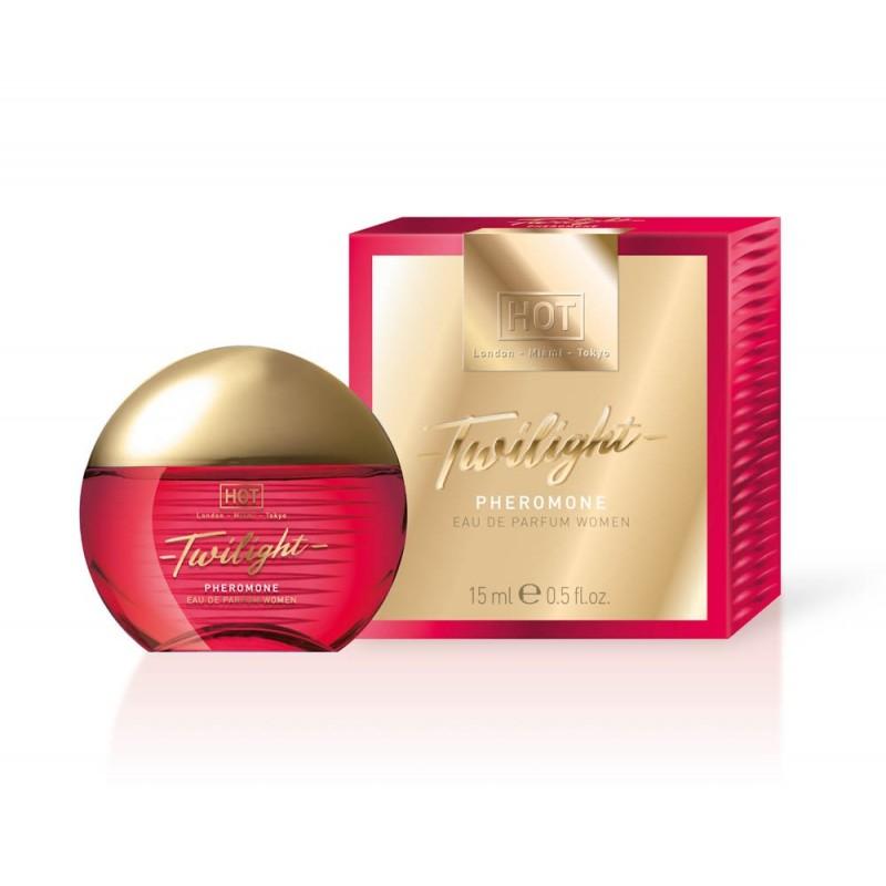 Парфюм с феромони за жени, натурален – HOT Twilight Pheromone 15ml