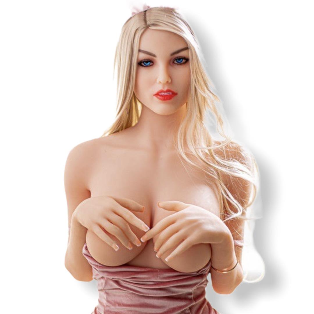 Реалистична любовна кукла, Леана – Leana 160cm.