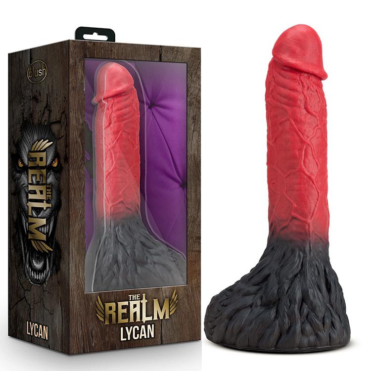 Фентъзи дилдо, Върколакът, 26,6см. – The Realm Lycan Werewolf